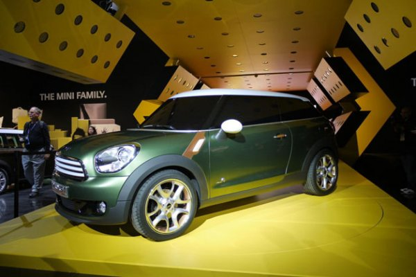 Mini ��������� ���� Countryman