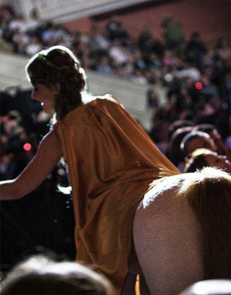Самая скандальная лошадь России...