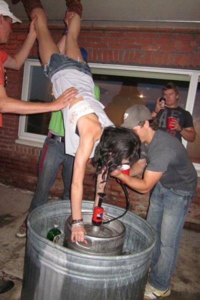 Пьянь такая!