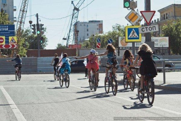 Самарские велоюбки