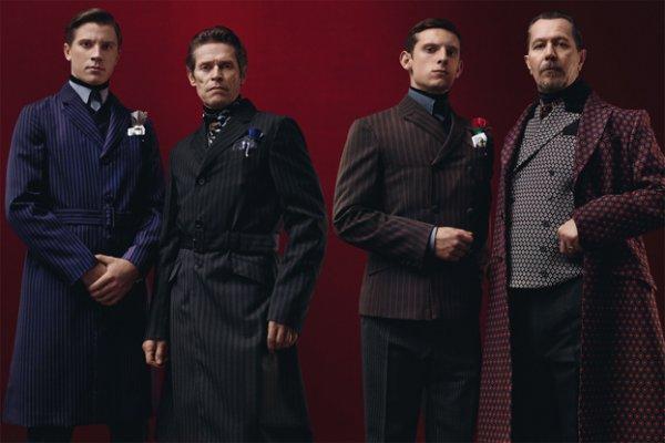 """Prada предлагает одеваться в стиле """"стимпанк"""""""