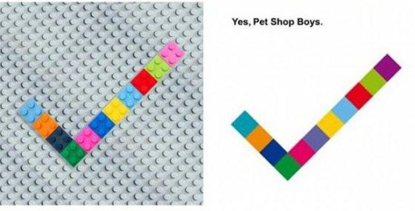 ������� �������� �� LEGO