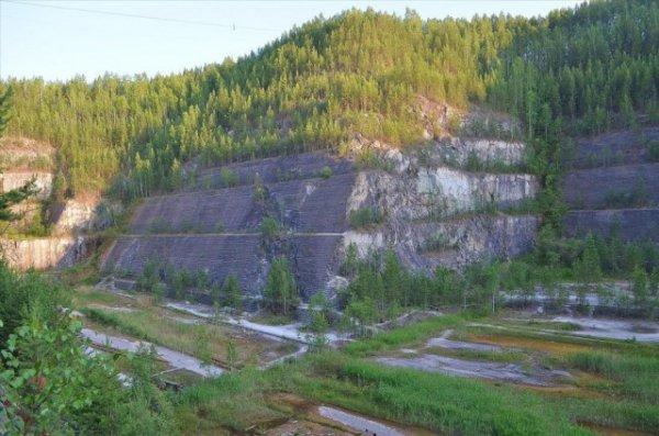 Пирамиды в Свердловской области