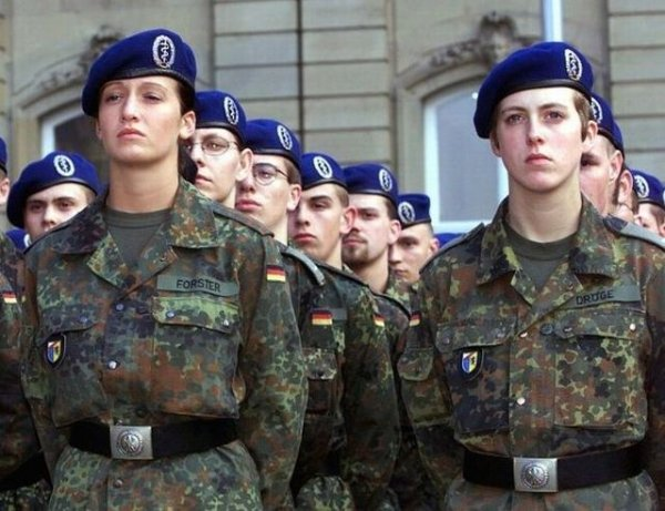 Про немецкую армию