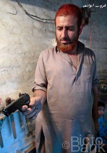 Пакистанские оружейники