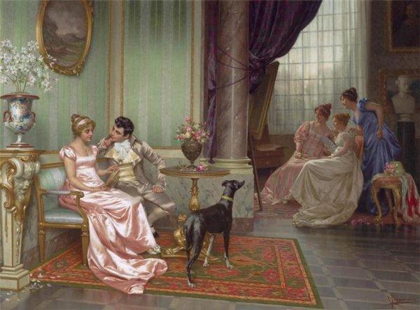Как соблазняли женщин великие классики