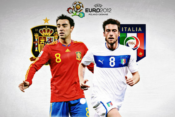 Букмекеры считают сборную Испании фаворитом финала Евро