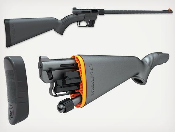 AR-7 - винтовка для экстремалов