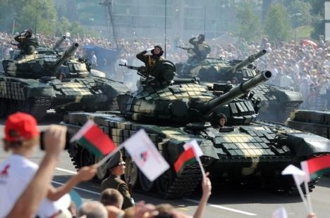 Во сколько Беларуси обошелся парад 3 июля