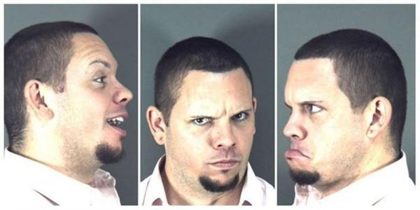 Самые необычные фотографии арестованных из США