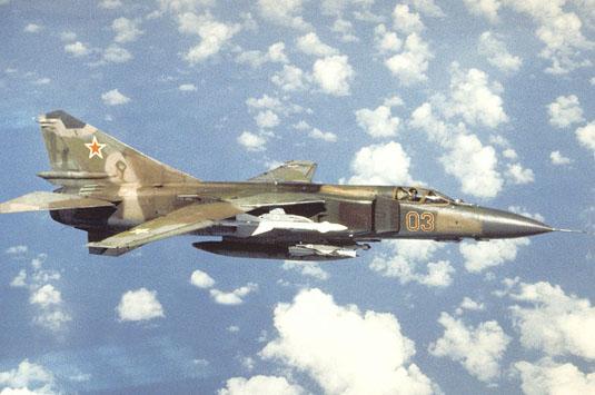 4 июля полнилось 23 года полёту «всадника без головы»