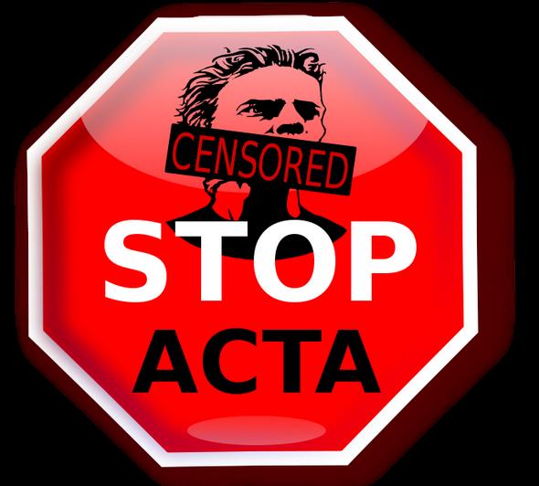 Европарламент проголосовал против антипиратского договора АСТА