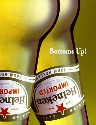 Любители пива склонны к случайному сексу