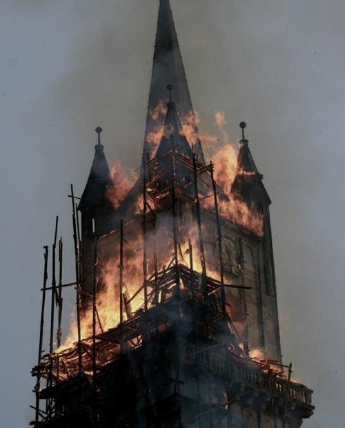 Огонь - смотреть вечно!