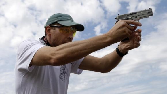 Россиянам разрешат короткоствольное оружие