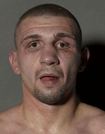 Боксеры до и после боя