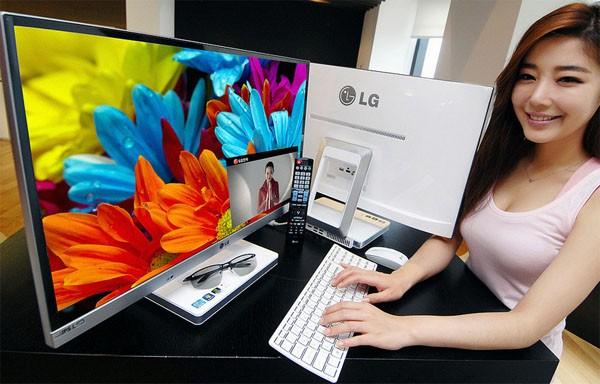 Мощный ответ iMac от LG