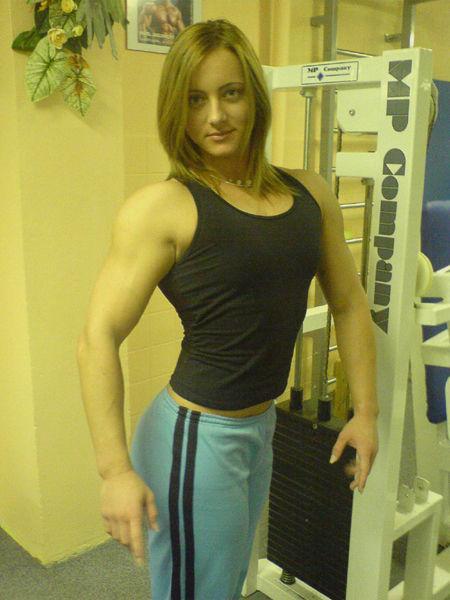 Катка Куптова - девушка из Чехии