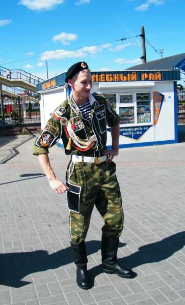 Беспощадный белорусский дембель