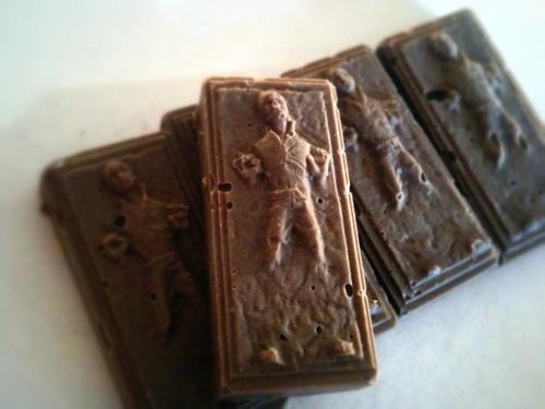 Шоколадный рай