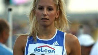 Атлетку из Греции сняли с Олимпиады