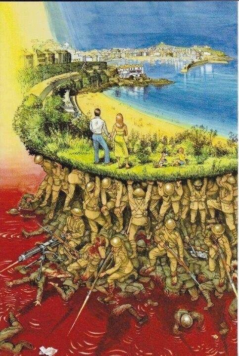 Зачем нужна армия?