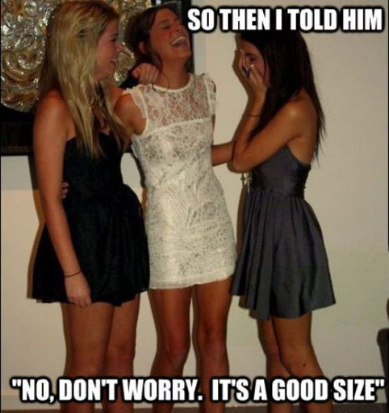 Девушки сходят с ума