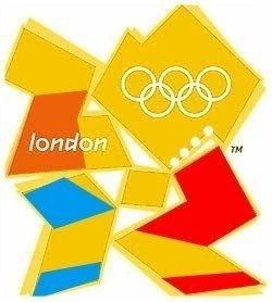 На что похож логотип олимпиады 2012?
