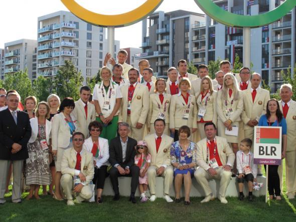 Олимпиада. День первый. Результаты белорусов