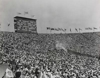Открытие Летних Олимпийских игр в Лондоне (1948 г.)