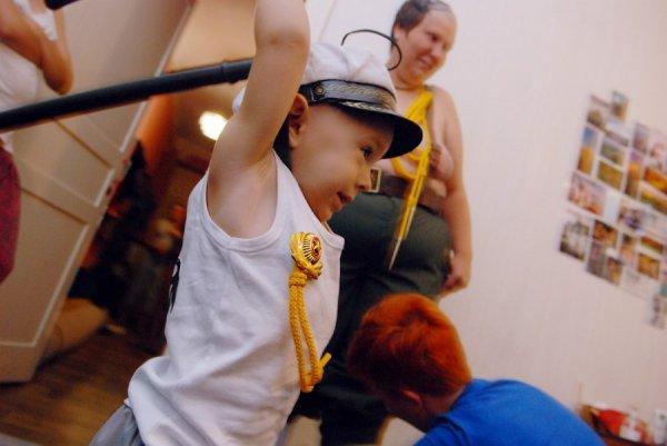 FEMEN устроили акцию в день финала Евро-2012