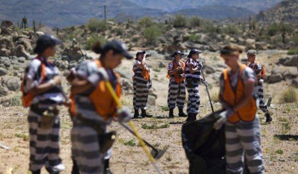 Будни женской тюрьмы в Аризоне