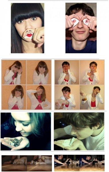 Пародии на аватарки