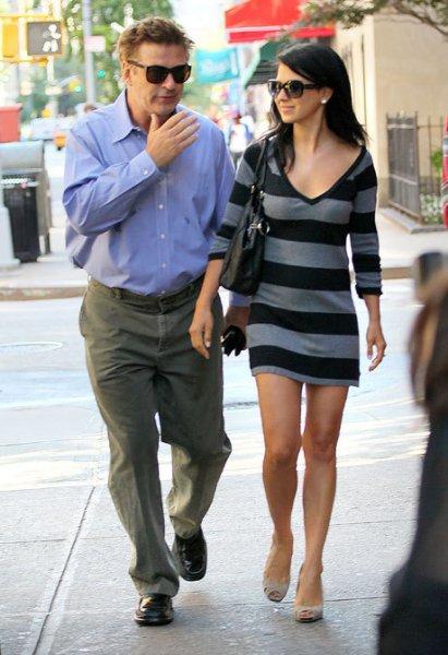 Алек Болдуин с новой молодой женой