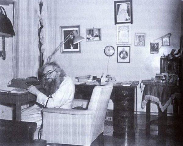 Православное поклонение креслу