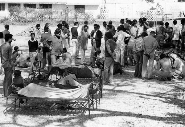 Трагедия Бхопала