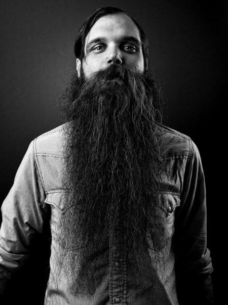 Интересные бородачи