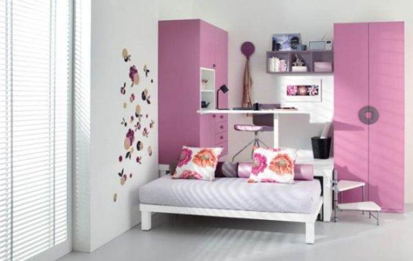 Идеи комнат для детей и подростков