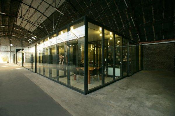 Офис рекламного агентства в Чили