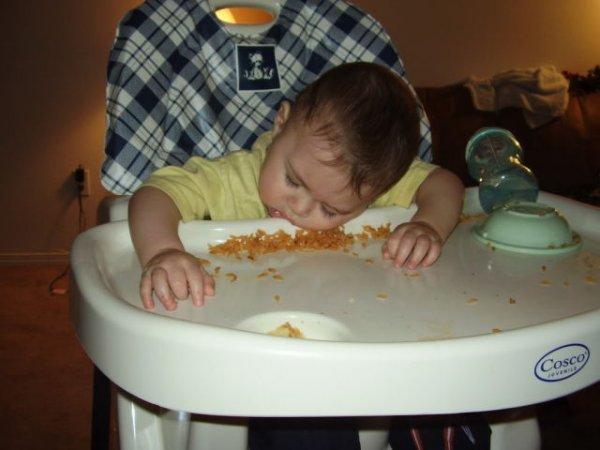 Утомленные едой