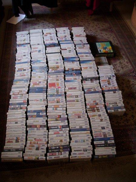 Коллекция из 7000 консольных игр продана за 1 млн евро