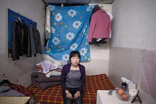 Жители пекинских подвалов