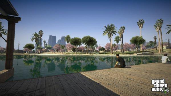 GTA 5: первые скриншоты