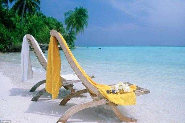 Обратная сторона Мальдив