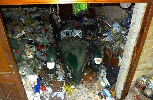 Выкопали из мусора автолегенду и разочаровались