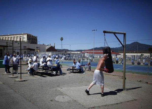 Тюрьма Сан Квентин