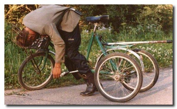 В тюрьмах Польши сидят 5 тысяч велосипедистов