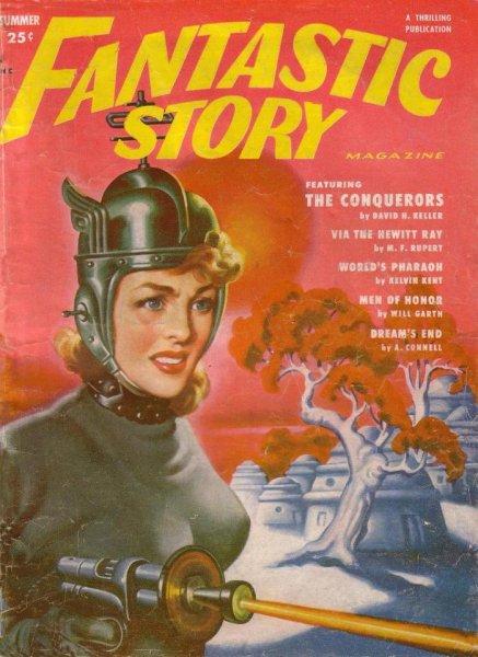 Фантастика 60-80 лет назад