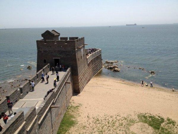 Конец Великой Китайской Стены