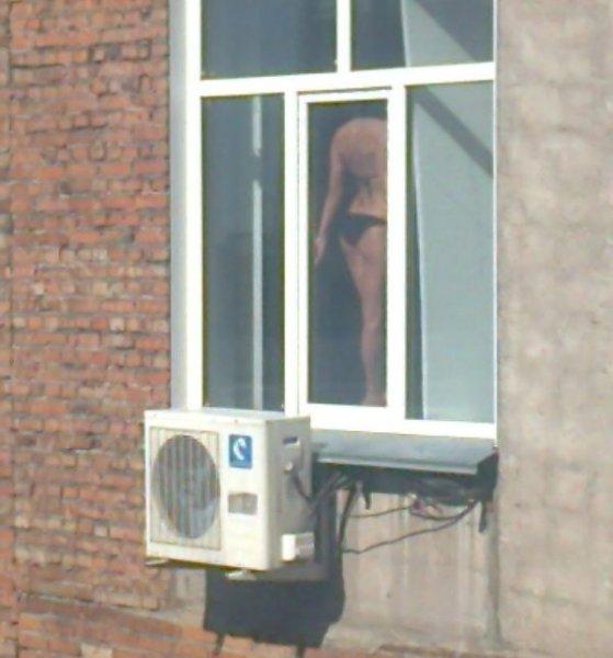 Подозрительное окно